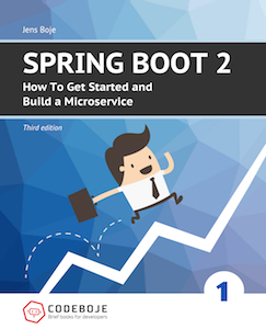 Build a Microservice with Spring Boot cover