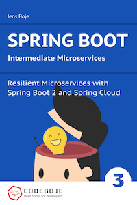 Build Microservices with Spring Boot, Spring Cloud and Netflix