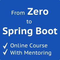 Build your first Microservice with Spring Boot Course