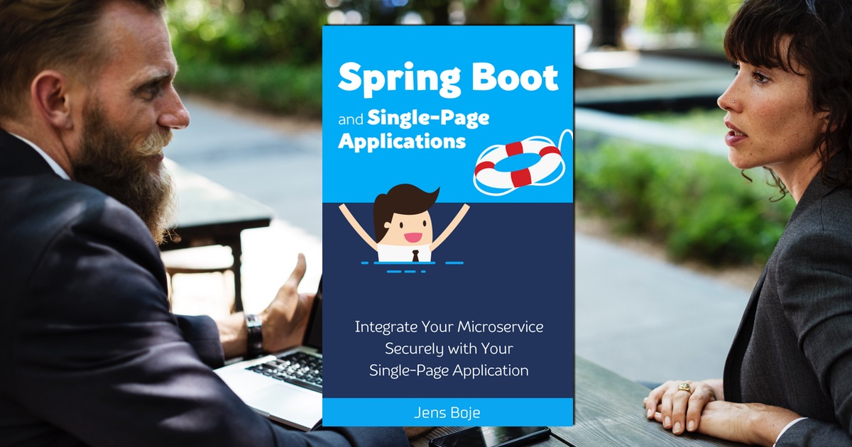 How to Integrate Your Spring Boot API with Single-Page