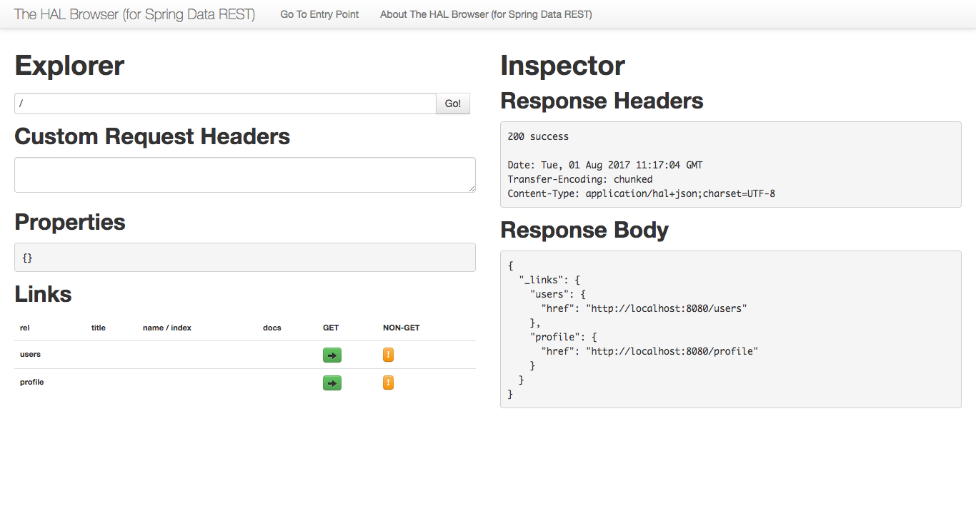 Expose Your Spring Data Repositories as a REST API - codeboje